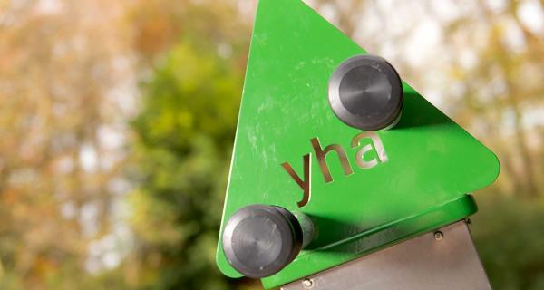 YHA bike maintenance stand