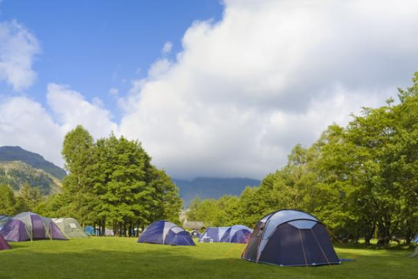 Camping in the Brecon Beacons