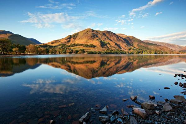 Lake District Buttermere Lake