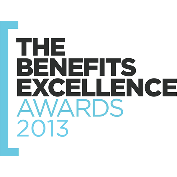 The Benefits Excellence Award 2013