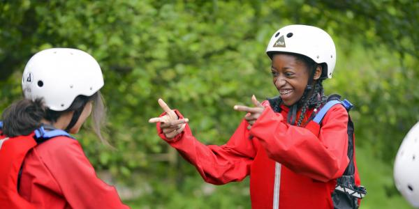 School trips at YHA