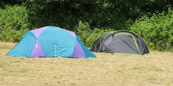 YHA Eden Project camping