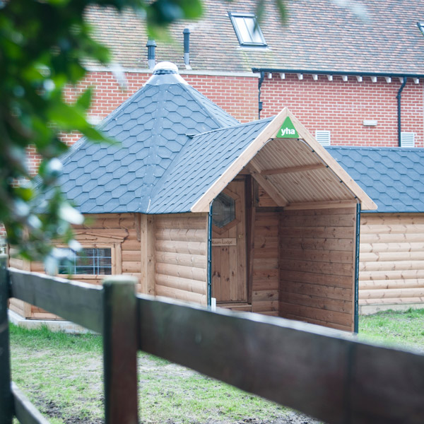 Deluxe Camping Pods, Huts and Cabins at YHA England & Wales