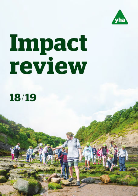 Download the YHA Impact Review