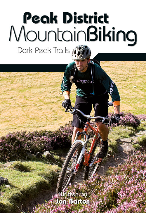 Peak District Mountain Biking magazine cover