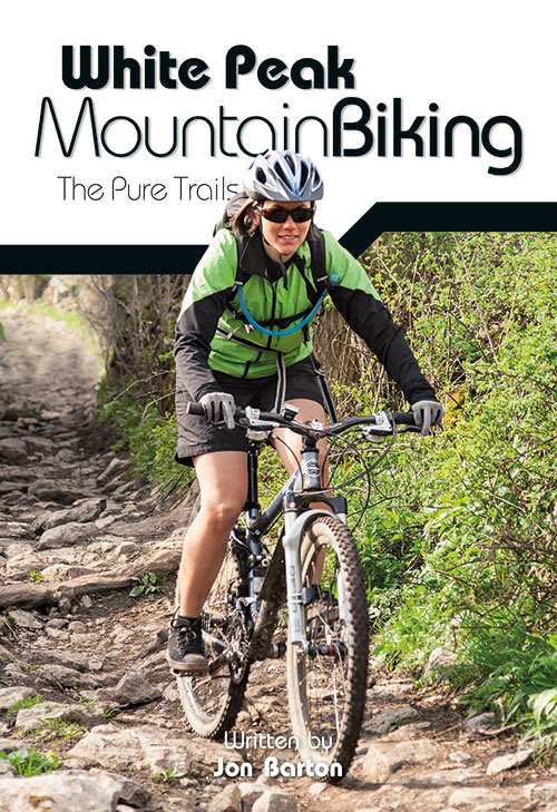 White Peak Mountain Biking magazine cover