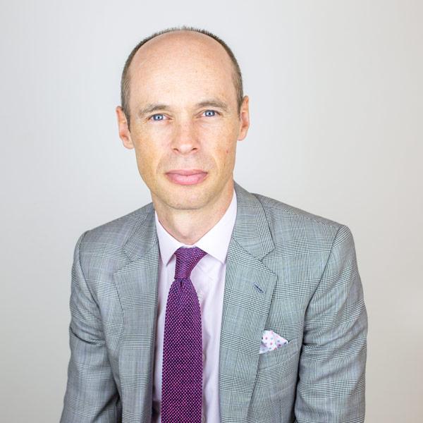 Graham Turnock – Treasurer
