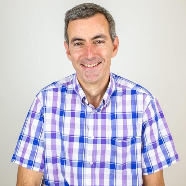 Simon Reeve - Trustee